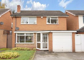 Thumbnail 4 bed detached house for sale in Manor Road, Sutton Coldfield