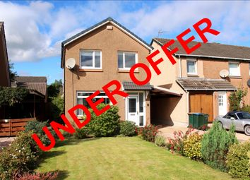 Thumbnail 3 bedroom detached house for sale in Kintail Walk, Inchture, Perthshire