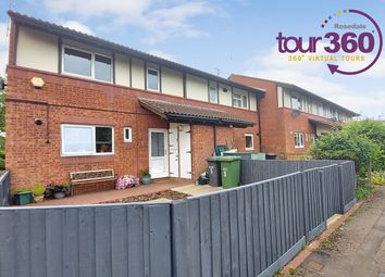 Thumbnail 3 bed end terrace house for sale in Welbourne, Werrington