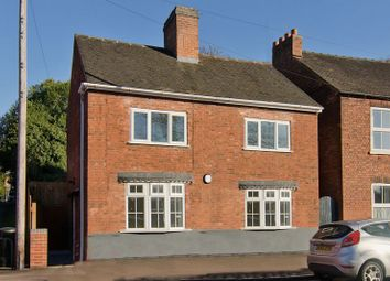 Thumbnail 3 bed detached house for sale in Upper St. John Street, Lichfield