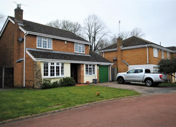 Thumbnail 4 bed detached house to rent in Blackberry Close, Kettering