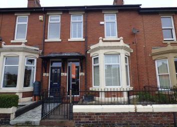 Thumbnail 2 bed terraced house for sale in Sackville Road, Heaton, Newcastle Upon Tyne