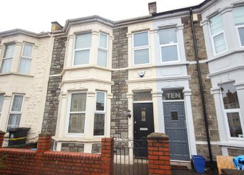 Thumbnail 4 bed terraced house for sale in Britannia Road, Easton, Bristol
