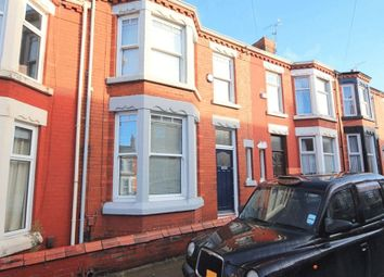 Thumbnail 3 bedroom terraced house for sale in Weardale Road, Liverpool