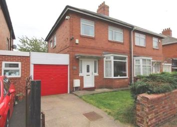 Thumbnail 3 bed semi-detached house for sale in Gowland Avenue, Newcastle Upon Tyne NE49Nh