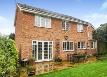 Thumbnail 4 bed detached house for sale in Calvert Close, Greens Norton, Towcester