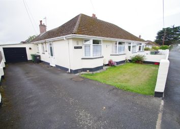 Thumbnail 3 bedroom semi-detached bungalow for sale in Colley Park Road, Braunton