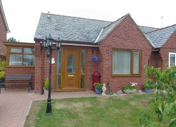 Thumbnail 2 bed bungalow for sale in 8, Orchard Croft, Llandrinio, Llanymynech, Powys