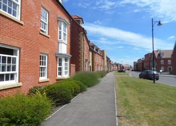 Thumbnail 2 bed flat to rent in Greenkeepers Road, Biddenham, Bedford