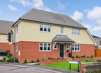 Thumbnail 3 bed detached house for sale in The Grooms, Halling, Rochester, Kent