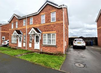 Thumbnail 3 bed semi-detached house for sale in Storrs Wood View, Cudworth, Barnsley