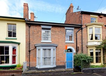 Thumbnail 3 bed terraced house for sale in Albert Street, Shrewsbury