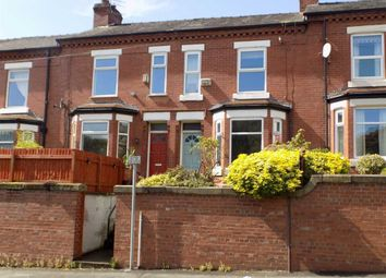 Thumbnail 3 bed terraced house for sale in Hengist Street, Gorton, Manchester