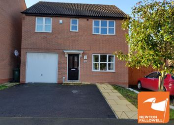 Thumbnail 4 bedroom detached house for sale in Blackshale Road, Mansfield Woodhouse, Mansfield
