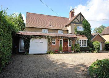 Thumbnail 4 bed detached house for sale in Hempstead Lane, Potten End