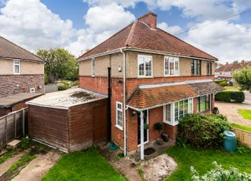 Cliffe Avenue, Hamble SO31. 3 bed semi-detached house for sale