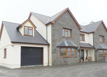 Thumbnail 6 bed detached house for sale in Ffostrasol, Llandysul