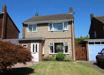 Thumbnail 3 bed detached house for sale in Albury Close, Hampton