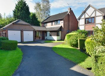 Thumbnail 4 bed detached house for sale in Kedleston Green, Offerton, Stockport