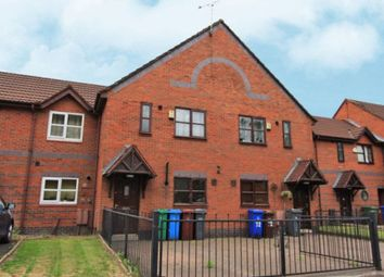 Thumbnail 2 bed terraced house for sale in Coverdale Crescent, Manchester