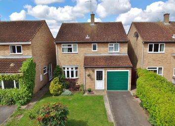 Thumbnail 4 bed detached house for sale in Willow Green, Needingworth, St. Ives