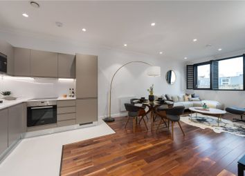 Thumbnail 2 bed flat for sale in Collingwood House, Mercers Road, London