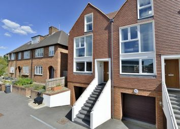 Thumbnail 4 bed terraced house for sale in Poyle Terrace, Guildford