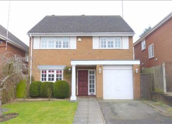 Thumbnail 4 bedroom detached house for sale in Wentworth Avenue, Elstree, Borehamwood