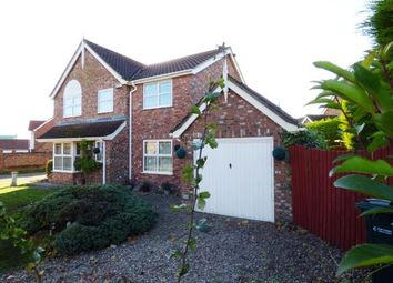 Thumbnail 4 bedroom detached house for sale in Granary Way, Horncastle, Lincolnshire