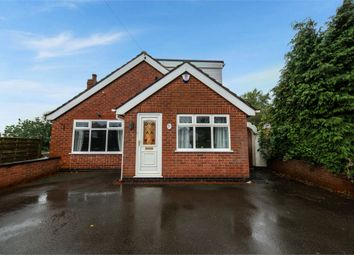 Thumbnail 3 bed detached bungalow for sale in Stanton Road, Burton-On-Trent, Staffordshire