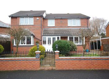 Thumbnail 3 bed detached house for sale in Roundhay, Blackpool