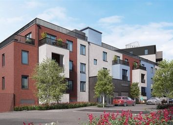 Thumbnail 1 bed flat to rent in Salisbury Gardens, Salisbury Road, Southall