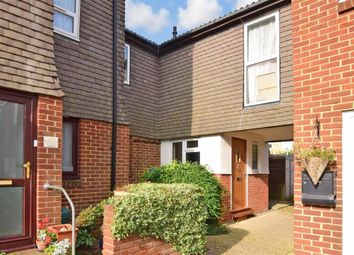 Thumbnail 4 bedroom end terrace house for sale in The Hollies, Gravesend, Kent