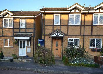 Thumbnail 3 bed semi-detached house for sale in Corinthian Close, Basingstoke, Hampshire