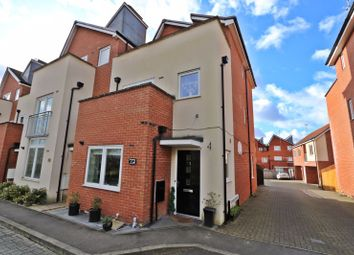 Thumbnail 3 bed semi-detached house for sale in Carradine Crescent, Oxley Park, Milton Keynes