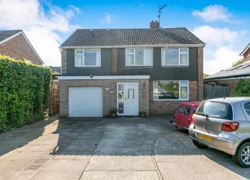 Thumbnail 5 bed detached house for sale in Church Road, Fordham, Colchester