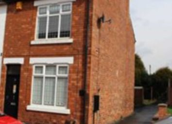 Thumbnail 2 bed semi-detached house to rent in James Street, Kirkby-In-Ashfield, Nottingham