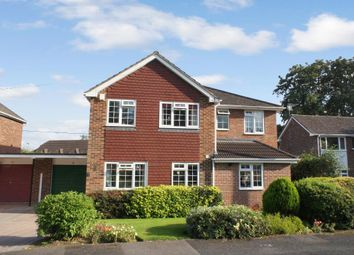 Thumbnail 4 bed detached house for sale in Croft Road, Oakley, Hampshire