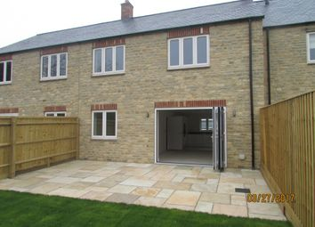 Thumbnail 3 bed terraced house to rent in Home Farm Close, Bladon, Woodstock