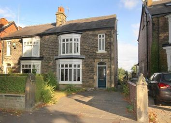 Thumbnail 4 bed semi-detached house for sale in Linden Avenue, Sheffield, South Yorkshire