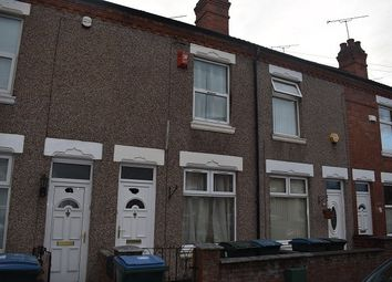 Thumbnail 3 bedroom terraced house to rent in Argyll Street, Coventry, West Midlands