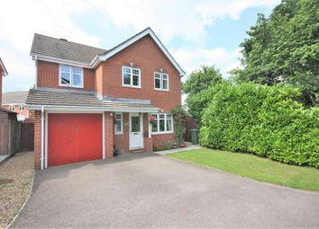 Thumbnail 4 bed detached house for sale in Thyme Avenue, Whiteley, Fareham
