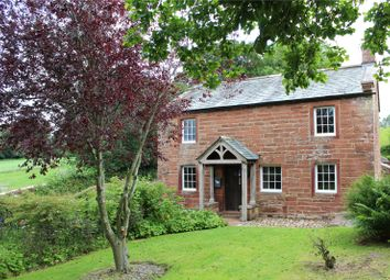 Thumbnail 3 bed detached house for sale in Milburn Road, Temple Sowerby, Penrith, Cumbria