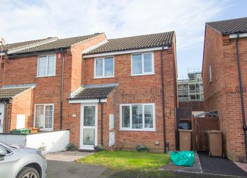 Thumbnail 3 bed end terrace house for sale in Witham Gardens, Efford, Plymouth