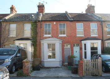Thumbnail 2 bed terraced house to rent in Beaconsfield Road, Bexhill-On-Sea