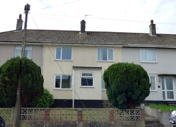 Thumbnail 4 bed terraced house for sale in Erle Gardens, Plympton, Plymouth