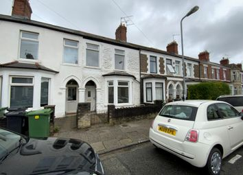 Thumbnail 3 bed terraced house for sale in Manor Street, Heath, Cardiff