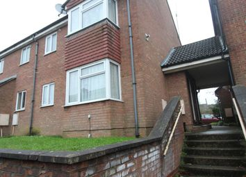 Thumbnail 1 bed flat to rent in Mount Pleasant Road, Leagrave, Luton