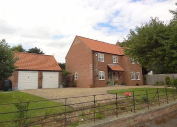 Thumbnail 4 bedroom detached house for sale in Saltersway, Threekingham, Sleaford
