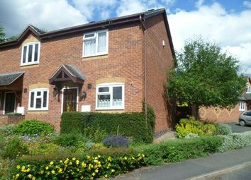 Thumbnail 2 bed end terrace house for sale in Hazle Close, Ledbury